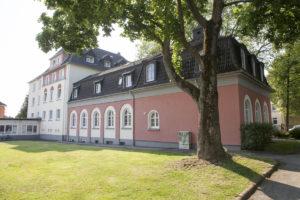 Garten und Haus Adelkampstraße