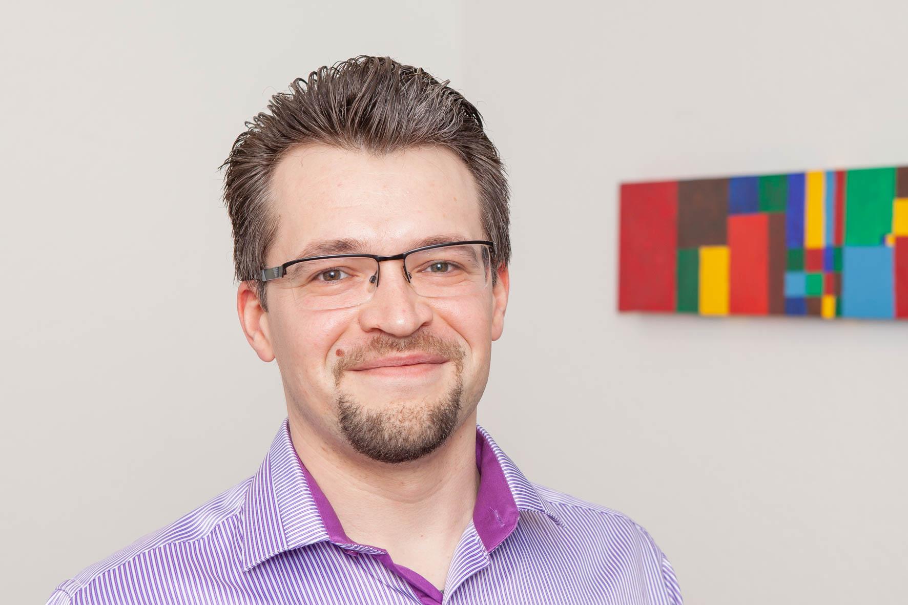 Ruslan Chki - Assistenz der Pflegedienstleitung
